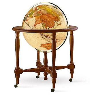 Cynthia Floorstanding World Globe