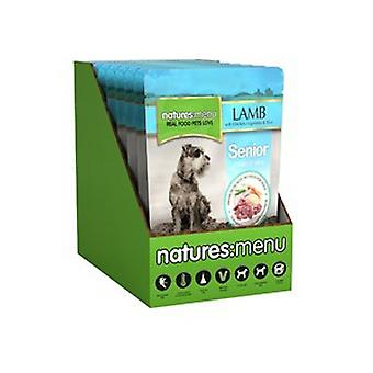 Natures Menu Lamb Senior Wet Dog Food (8 Packs)