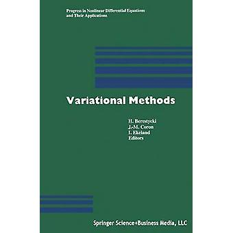 Variational Methods  Proceedings of a Conference Paris June 1988 by BERESTYCKI