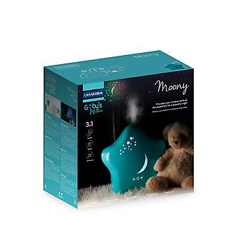 Moony Star 3-in-1 Luchtbevochtiger voor de kinderkamer LA 120122 Lanaform
