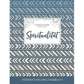 Maltagebuch fr Erwachsene Spiritualitt Schildkrten Illustrationen Tribal by Wegner & Courtney