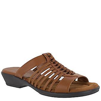 Easy Street Nola Women's Sandal 9.5 B(M) US Cognac