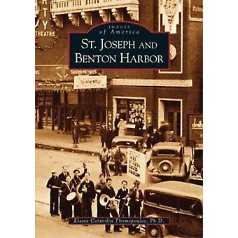 St. Joseph and Benton Harbor by Elaine Cotsirilos Thomopoulos - 97807