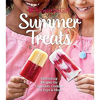 American Girl Summer Treats - Refreshing Recipes for Cakes - Cookies -