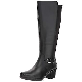 امسلي مارس العجل واسعة أزياء الحذاء كلاركس المرأة