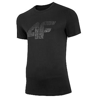 4F TSM012 H4L20TSM012GBOKACZER universeel het hele jaar mannen t-shirt