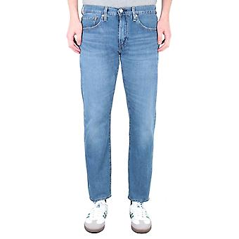 Levi's Premium 502 Jeans de mezclilla de lavado azul ligero ligero regular