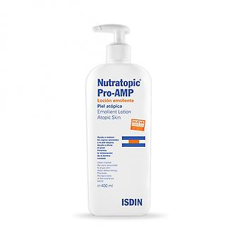 Isdin Nutratopic Pro AMP Emollient Lotion 400 ml