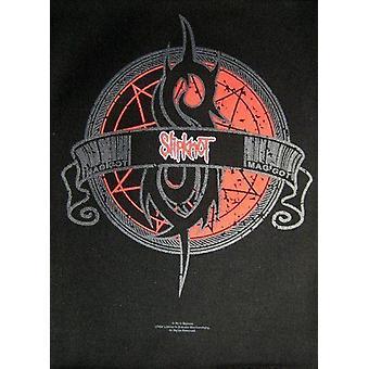 Slipknot Crest Officiële Back Patch (36cm x 29cm)