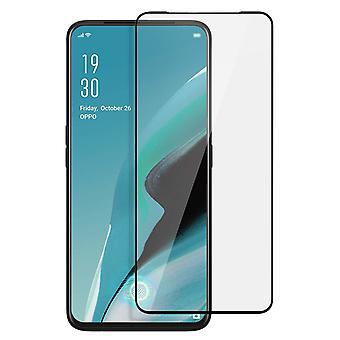 Akashi Oppo Reno 2Z Tempered Beveled Glass Black Shockproof Screen Protector