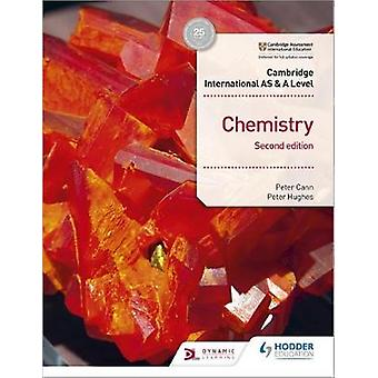 Cambridge International AS & A Level Chemistry Student's Book Sec