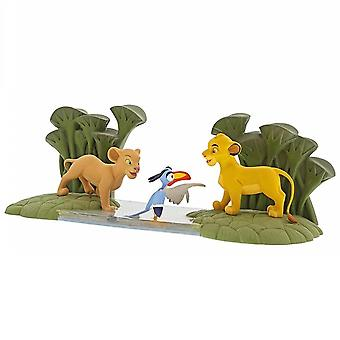 Disney Enchanting Collection Mighty King (the Lion King Figurine)