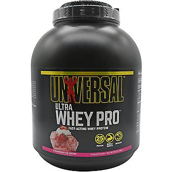 Universal Nutrition Ultra Whey Pro - About 67 Servings - Strawberry Ice Cream