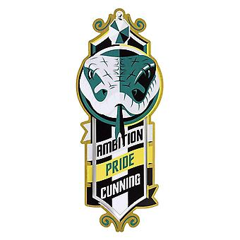 Harry Potter, Bookmark-Slytherin