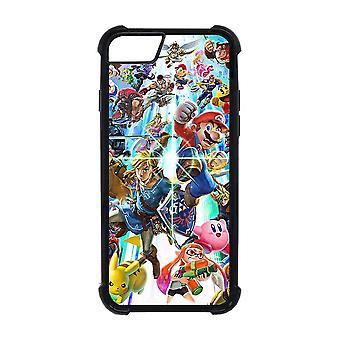 Super Smash Bros iPhone SE 2020 Shell
