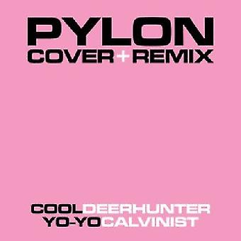 Pylon - Cover + Remix [Vinyl] USA import