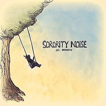 Sorority Noise - Joy Departed [CD] USA import