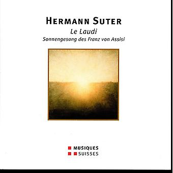 Suter Hermann / Ferrarini - Le Laudi [CD] USA import