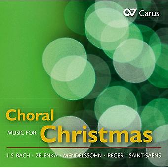 Bach*J.S. / Speck / Rademann - Choral Music for Christmas [CD] USA import