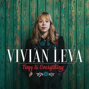 Leva*Vivian - Time Is Everything [CD] USA import