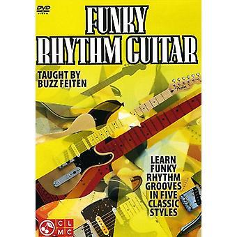 Funky Rhythm Guitar [DVD] USA import