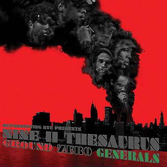 Ground Zero Generals [CD] USA import