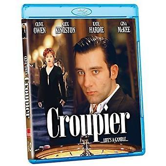Croupier [Blu-ray] USA import