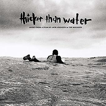 Soundtrack - Thicker Than Water L [Vinyl] USA import