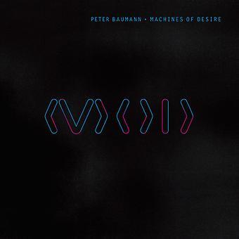 Peter Baumann - Machines of Desire [CD] USA import