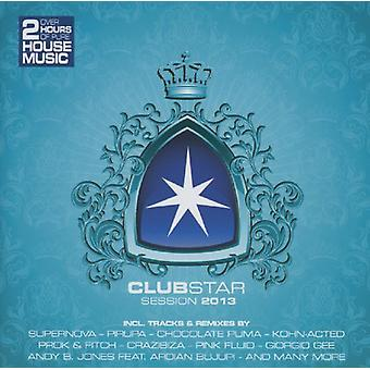 Various Artist - Club Star Sessions 2013 [CD] USA import