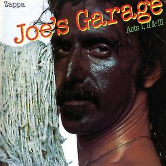 Frank Zappa - Joe's Garage Acts I II & III [CD] USA import