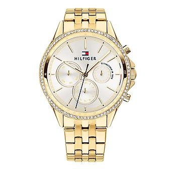 Tommy Hilfiger Watches 1781977 Ari Gold Stainless Steel Ladies Watch