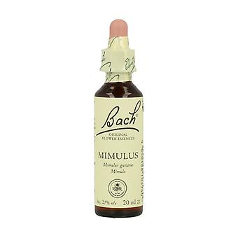 Bach Flower Essences 20 - Mimulus 20 ml of floral elixir