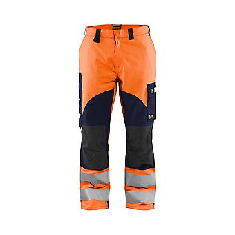 Blaklader hi-vis trousers multinorm 15881513 - mens
