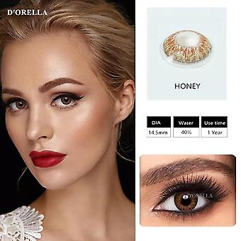 Colored Contact Lenses For Eyes Cosmetic Colored Contact Lens Eye Color Beauty