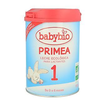 Primea ekologinen maito pikkulapsille 1 Bio 900 g