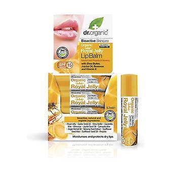 Organic Royal Jelly Lip Balm 5,7 g