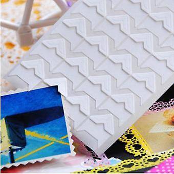 Diy Vintage Corner Craft naklejki papierowe do dekoracji ramek albumu fotograficznego