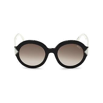 Emilio Pucci - Accessoires - Zonnebrillen - EP0069_01K - Dames - zwart,wit