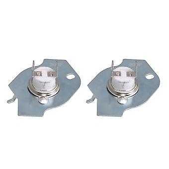 2pcs WP3977393 Dryer Termostato Fusibile Termico termico