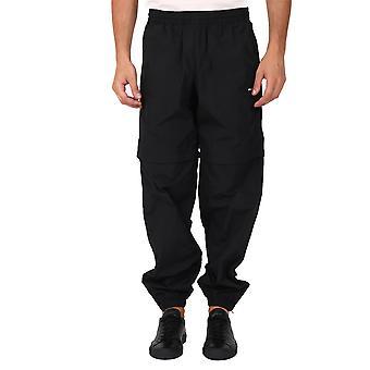 Balenciaga 621435tdo131000 Men's Black Nylon Pants