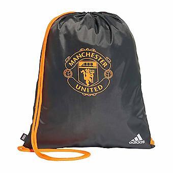 2020-2021 Man Utd Adidas Gym Bag (Legend Earth)