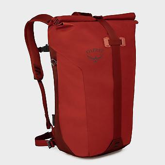 Osprey Transporter Roll-Top Pack Rouge