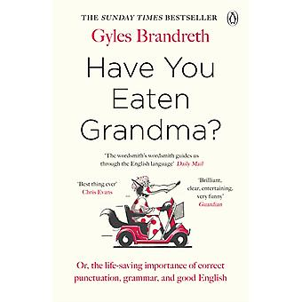 Have You Eaten Grandma by Brandreth & Gyles