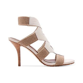 Donald J Pliner Womens Gwen Leather Open Toe Casual Strappy Sandals