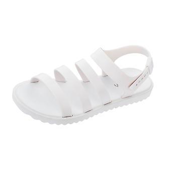 Womens Zaxy Spring Sandal  Beach Flip Flops - White