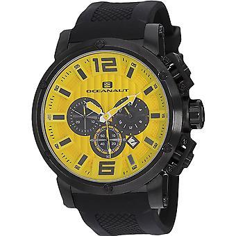 Oceanaut Men's Spider Yellow Dial Watch - OC2126