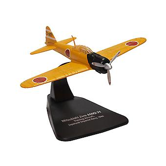 Mitsubishi A6M2 Imperial Japanese Navy Diecast Model Airplane