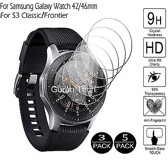 Galaxy Watch Tempered Glass For Samsung Gear S3 Classic Frontier Screen Protective Glass Films