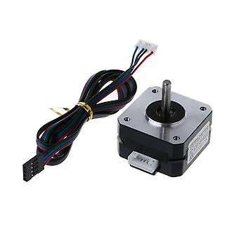 Titan Extruder Stepper Motor, 4 plomb Nema 17 22mm 42 Motor For 3d Printer L29k